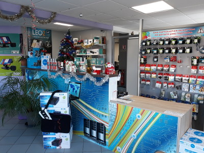 CSI store counter